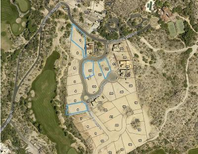 Residential Lots & Land Active Contingent: 14221 N Hidden Enclave Place #6