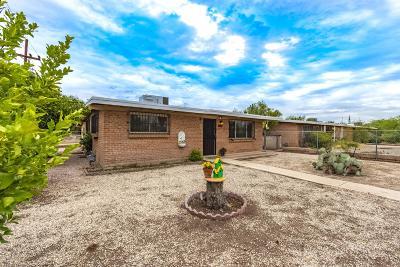 Tucson Single Family Home For Sale: 2201 E Hedrick Drive