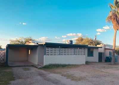 Tucson Single Family Home For Sale: 642 W El Caminito Place