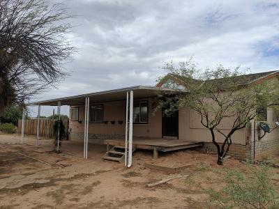 Pima County, Pinal County Manufactured Home For Sale: 11260 N Derringer Road