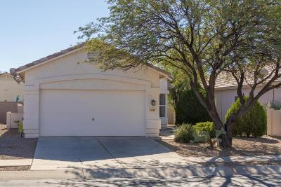 Tucson Single Family Home Active Contingent: 9388 N Painted Sky Drive