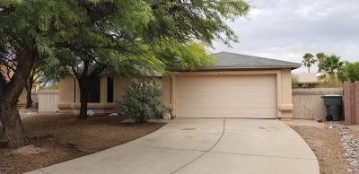 Tucson Single Family Home For Sale: 10121 E Calle Del Este