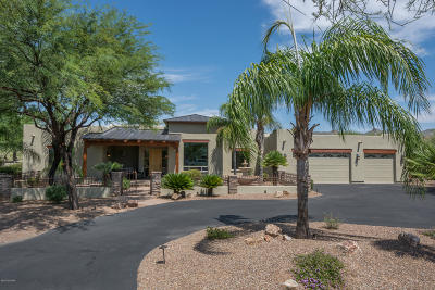 Pima County Single Family Home For Sale: 3234 W Moore Road