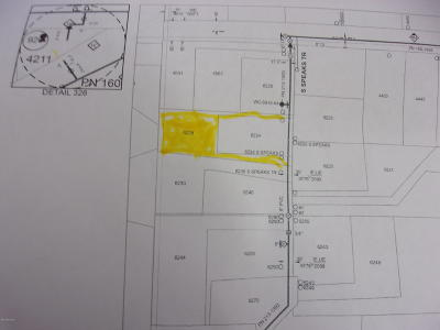 Tucson Residential Lots & Land For Sale: 6226 S Speaks Trail