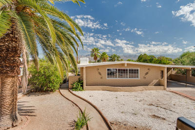 Tucson Single Family Home Active Contingent: 5311 E 5th Street