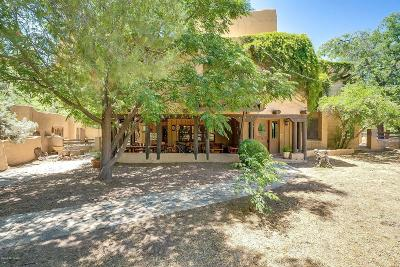 Tucson Single Family Home For Sale: 8740 E Summer Trail