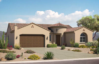 Marana AZ Single Family Home For Sale: $469,430