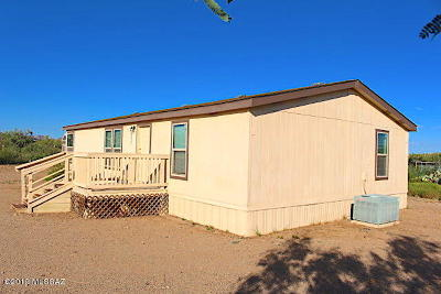 Manufactured Home Active Contingent: 630 N Slate Drive