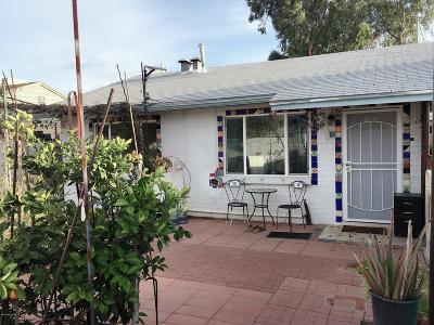 Single Family Home For Sale: 4252 E Camino De La Colina