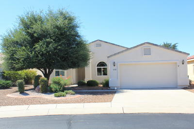Pima County Single Family Home For Sale: 2852 S Greenside Place