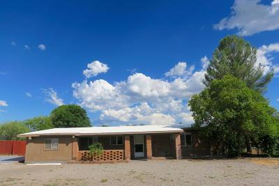 Santa Cruz County Single Family Home Active Contingent: 393 Placita Baca