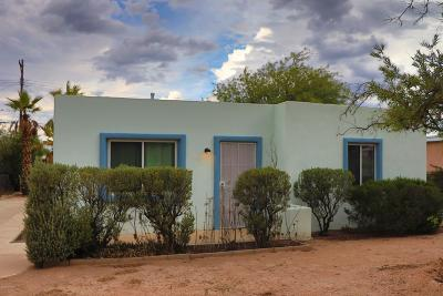 Tucson Single Family Home For Sale: 4063 E Santa Barbara Avenue