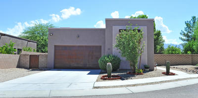 Single Family Home Active Contingent: 812 N Rose Water Place