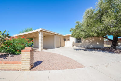Tucson Single Family Home For Sale: 2405 S Kevin Drive