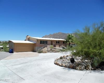 Tucson Single Family Home For Sale: 6601 N Calle Padre Felipe