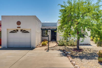 Green Valley Townhouse For Sale: 336 E Paseo Azul