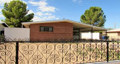 Tucson Single Family Home For Sale: 6076 E Beverly Street