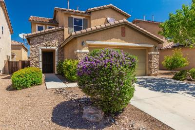 Tucson Single Family Home Active Contingent: 4785 E Orchard Grass Drive