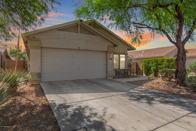 Tucson Single Family Home For Sale: 5273 N Crowley Lane