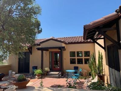 Tucson Single Family Home Active Contingent: 4081 N Kolb Road