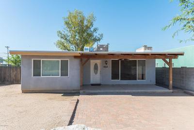 Tucson Single Family Home For Sale: 410 E Waverly Street