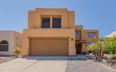 Tucson Single Family Home For Sale: 11669 N Copper Creek Drive