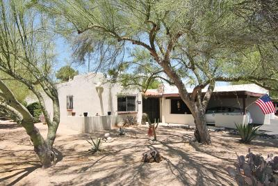 Pima County, Pinal County Townhouse For Sale: 4807 N Via Entrada