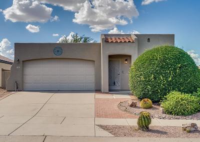 Green Valley Single Family Home For Sale: 550 W Rio Flojo