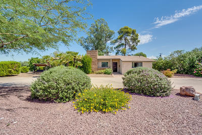 Pima County, Pinal County Single Family Home Active Contingent: 3311 E 4th Street