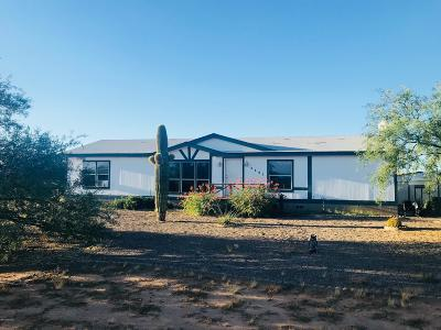 Pima County, Pinal County Manufactured Home For Sale: 8460 S Comanche Road