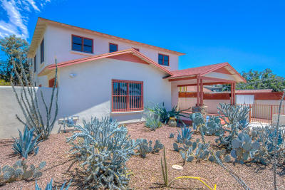 Tucson Single Family Home For Sale: 1040 N Arizona Avenue