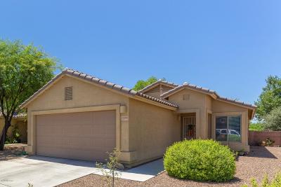 Marana Single Family Home Active Contingent: 12899 N Pocatella Drive