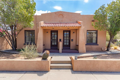 Tucson Single Family Home For Sale: 936 N Olsen Avenue