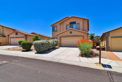 Pima County, Pinal County Single Family Home Active Contingent: 9060 S Whispering Pine Drive