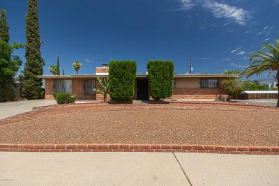Single Family Home For Sale: 8551 E Cuin Place