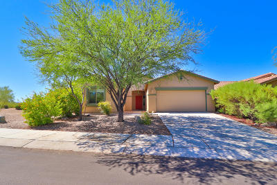 Tucson Single Family Home Active Contingent: 7620 E Autumn Leaf Drive