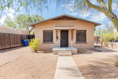 Tucson Single Family Home For Sale: 2034 E 2nd Street
