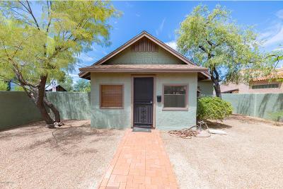 Tucson Single Family Home For Sale: 931 N Olsen Avenue