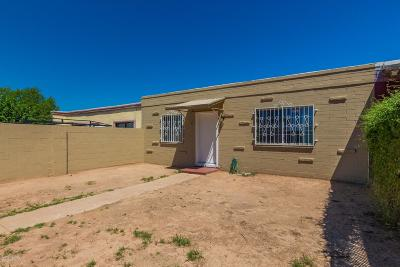 Pima County, Pinal County Townhouse For Sale: 162 W Mossman Street