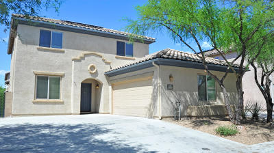 Single Family Home For Sale: 10577 E Water Poppy Road