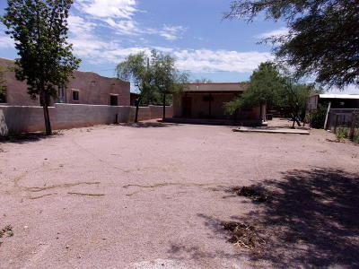 Pima County Single Family Home For Sale: 1014 E 26th Street