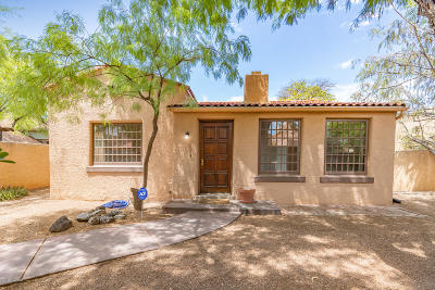 Pima County Single Family Home Active Contingent: 933 N Olsen Avenue