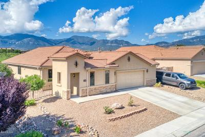 Cochise County Single Family Home For Sale: 3372 Red Leaf Lane