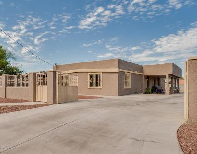 Pima County Single Family Home For Sale: 3727 N Los Altos Avenue