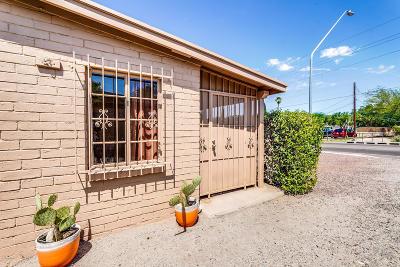 Tucson Single Family Home For Sale: 1014 E Glenn Street