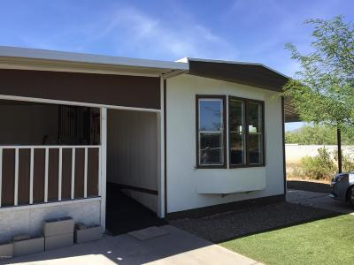 Pima County, Pinal County Manufactured Home For Sale: 3633 W Cantaloupe Drive