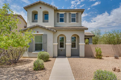 Sahuarita Single Family Home Active Contingent: 726 W Paseo Celestial