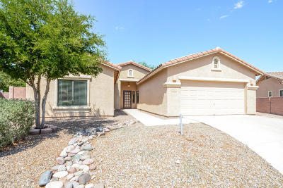 Tucson Single Family Home For Sale: 8321 N Crested Quail Drive