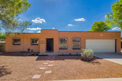Single Family Home Active Contingent: 1420 S Rocky Mountain Drive