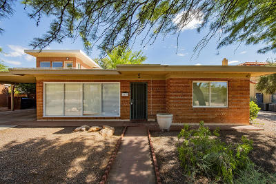 Pima County, Pinal County Single Family Home For Sale: 2212 E 9th Street